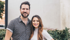 Matt and Candace Gross, Founders of YelloWhistle