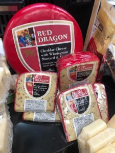 Red Dragon Cheese